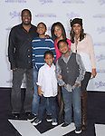 "Rodney Peete ,Hollyw Robinson Peete and family at the Paramount Pictures' L.A. Premiere of ""JUSTIN BIEBER: NEVER SAY NEVER."" held at The Nokia Theater Live in Los Angeles, California on February 08,2011                                                                               © 2010 DVS / Hollywood Press Agency"