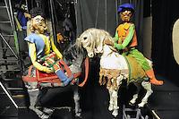 - Milano, il teatro di Gianni e Cosetta Colla, compagnia di marionette ed attori..... Milan, the the theater of Gianni and Cosetta Colla, company of puppets and actors