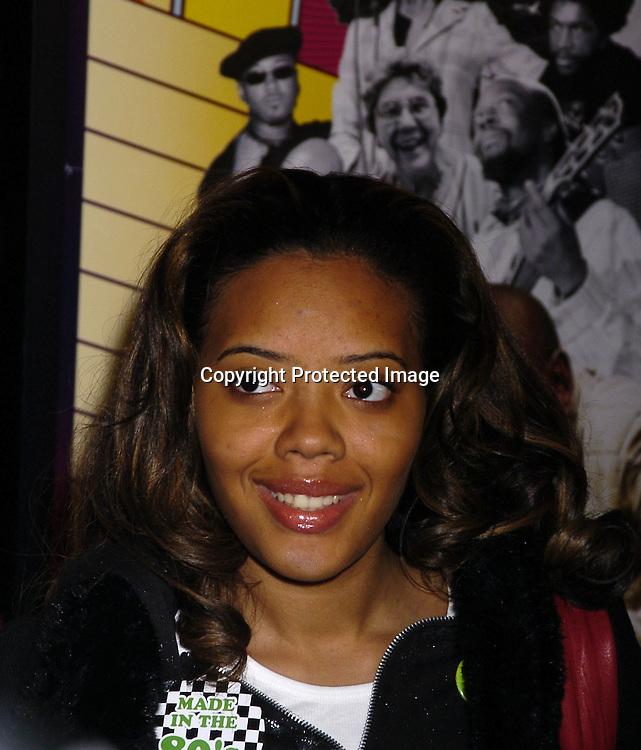 """Angela Simmons ..at The Premiere of """"Dave Chappelle's Block Party"""" ..on February 28, 2006 at the Loews 34th Street Theatre in New York City . ..Photo by Robin Platzer, Twin Images"""