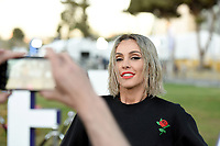Tamara Todevska (Macedonia)<br /> Eurovision Song Contest, Rehearsal of the first semi-final, Tel Aviv, Israel - 13 May 2019<br /> **Not for sales in Russia or FSU**<br /> CAP/PER/EN<br /> &copy;EN/PER/CapitalPictures
