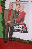 WESTWOOD, CA - NOVEMBER 5: John Lithgow at the premiere of Daddy's Home 2 at the Regency Village Theater in Westwood, California on November 5, 2017. <br /> CAP/MPI/DE<br /> &copy;DE/MPI/Capital Pictures
