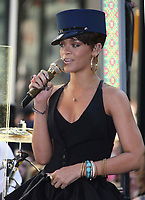 Rihanna on the NBC Today Show <br /> 2008<br /> Photo By John Barrett/CelebrityArchaeology.com