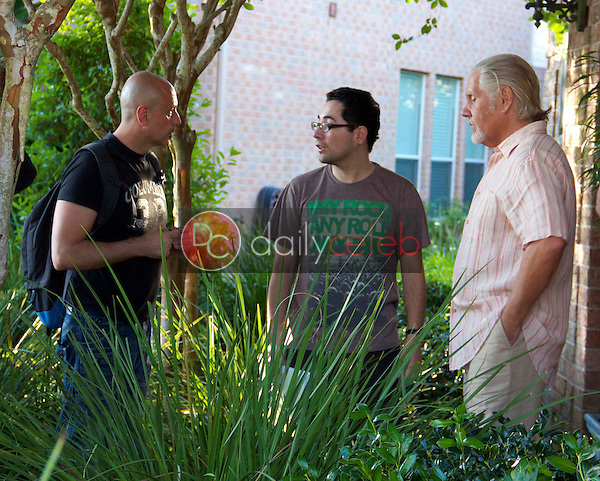 Loris Curci, Patricio Valledares, William Forsythe<br />