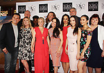 As The World Turns' and One Life To LTerri Conn and Donna McKenna with cast of Wholly Broken - SOHO International Film Festival on June 16, 2018 in New York City, New York. (Photo by Sue Coflin/Max Photo)
