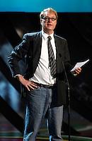 Bill Plympton  during the 61st San Sebastian International Film Festival's opening ceremony, in San Sebastian, Spain. September 20, 2013. (ALTERPHOTOS/Victor Blanco) /NortePhoto