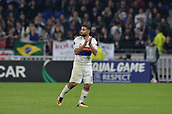 2nd November 2017, Nice, France; EUFA Europa League, Olympique Lyonnais versus Everton;  Nabil Fekir (lyon)