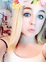 """Pictured: Undated picture of Nyah James, taken from open social media page<br /> Re: The heartbroken mother of a 14-year-old girl has described the moment she found her daughter dead in bed.<br /> Nyah James was found at her home in Blaenymaes, Swansea, by her mum on Monday morning when she tried to wake her for school.<br /> Dominique Williams says her """"beautiful daughter"""" took an overdose of prescription tablets after being bullied on Snapchat and Facebook.<br /> The 45-year-old said she wants justice for her little girl as she claims the bullies need to """"pay for what they've done"""".<br /> She said : """"I didn't see any signs at all. I only found out she was being bullied after her death.<br /> """"One of my step-daughter's cousins was told by another girl Nyah had been bullied - I'm aware messages were being sent on Snapchat and Facebook."""