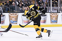 March 13, 2014 - Boston, Massachusetts , U.S. - Boston Bruins center David Krejci (46) in game action during the NHL game between the Phoenix Coyotes and the Boston Bruins held at TD Garden in Boston Massachusetts. The Bruins defeated the Coyotes 2-1 in regulation time. Eric Canha/CSM