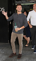 NEW YORK, NY - SEPTEMBER 8:  Jon Rudnitsky spotted leaving at 'Good Day New York' where he promoted the movie 'Home Again' in New York, New York on September 8, 2017.  <br /> CAP/MPI/RMP<br /> &copy;RMP/MPI/Capital Pictures