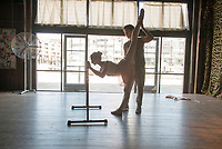 Dance Academy: The Movie (2017) <br /> Xenia Goodwin &amp; Jordan Rodrigues    <br /> *Filmstill - Editorial Use Only*<br /> CAP/MFS<br /> Image supplied by Capital Pictures