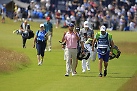 Pablo Larrazabal (ESP) on the 12th during Round 2 of the Aberdeen Standard Investments Scottish Open 2019 at The Renaissance Club, North Berwick, Scotland on Friday 12th July 2019.<br /> Picture:  Thos Caffrey / Golffile<br /> <br /> All photos usage must carry mandatory copyright credit (© Golffile | Thos Caffrey)