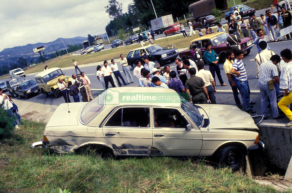 File photos - Pablo Escobar - Medellin Cartel - Colombia | RealTime