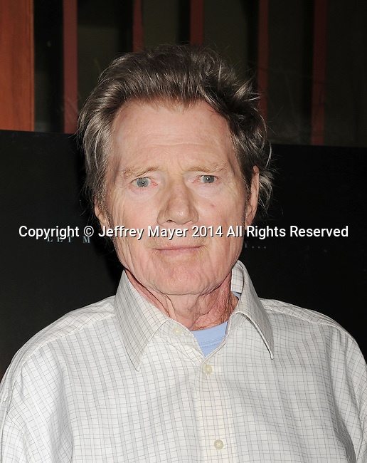 LOS ANGELES, CA- SEPTEMBER 16: Actor Michael Parks arrives at the Los Angeles premiere of 'Tusk' at the Vista Theatre on September 16, 2014 in Los Angeles, California.