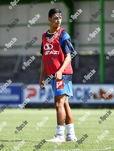 2016-07-31 / Voetbal / Seizoen 2016-2017 / KSV Schriek / Zouhair Bouchaouni<br /> <br /> Foto: Mpics.be