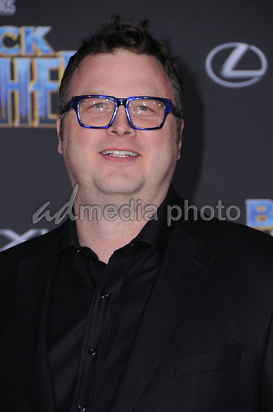 "29 January 2018 - Hollywood, California - Erik Oleson. Marvel Studios' ""Black Panther"" World Premiere held at Dolby Theater. Photo Credit: Birdie Thompson/AdMedia"
