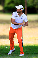Moritz Lampert (GER) during the third round of the of the Barclays Kenya Open played at Muthaiga Golf Club, Nairobi,  23-26 March 2017 (Picture Credit / Phil Inglis) 25/03/2017<br /> Picture: Golffile | Phil Inglis<br /> <br /> <br /> All photo usage must carry mandatory copyright credit (© Golffile | Phil Inglis)