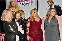 LOS ANGELES, CA. February 11, 2019: Rebel Wilson &amp; Family at the premiere of &quot;Isn't It Romantic&quot; at The Theatre at Ace Hotel.<br /> Picture: Paul Smith/Featureflash