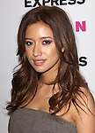 Christian Serratos at the NYLON + EXPRESS AUGUST DENIM ISSUE PARTY held at The London in West Hollywood, California on August 10,2010                                                                               © 2010 Debbie VanStory / Hollywood Press Agency