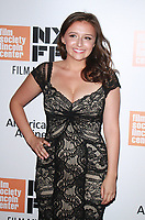NEW YORK, NY September 28, 2017 Lee Harrington  attend 55th New York Film Festival opening night premiere of Last Flag Flying at Alice Tully Hall Lincoln Center in New York September 28,  2017.Credit:RW/MediaPunch