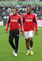 2012 08 28 Swansea City V Barnsley, Liberty Stadium, Wales, UK