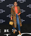 Alexandra Shipp 031 arrives at the Premiere Of Amazon Prime Video's Chasing Happiness at Regency Bruin Theatre on June 03, 2019 in Los Angeles, California.