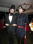 October 31st 2013   Exclusive <br /> <br /> Seth MacFarlane with blonde girl friend dressed up in a civil war costume posing with Abraham Lincoln at the Maroon 5 Halloween Party at the Sports mens lodge in Studio city California. <br /> <br /> <br /> AbilityFilms@yahoo.com<br /> 805 427 3519<br /> www.AbilityFilms.com