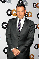 LOS ANGELES, CA - NOVEMBER 13: Ben Affleck at the GQ Men Of The Year Party at Chateau Marmont on November 13, 2012 in Los Angeles, California.  Credit: MediaPunch Inc. /NortePhoto/nortephoto@gmail.com