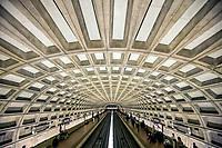 Metro Washington DC Architecture
