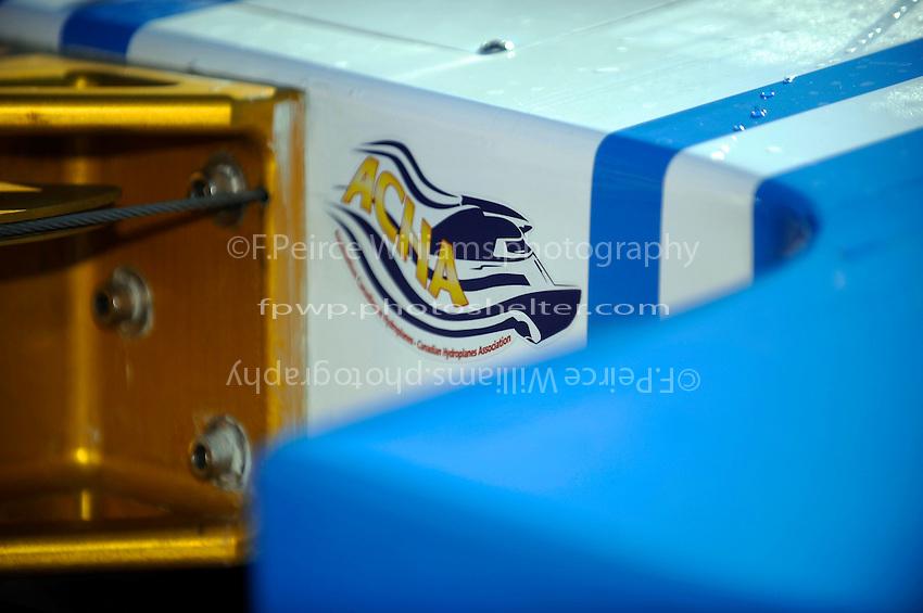 Detail:  ACHA sticker