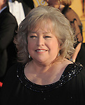 Kathy Bates at the 18th Screen Actors Guild Awards held at The Shrine Auditorium in Los Angeles, California on January 29,2012                                                                               © 2012 Hollywood Press Agency