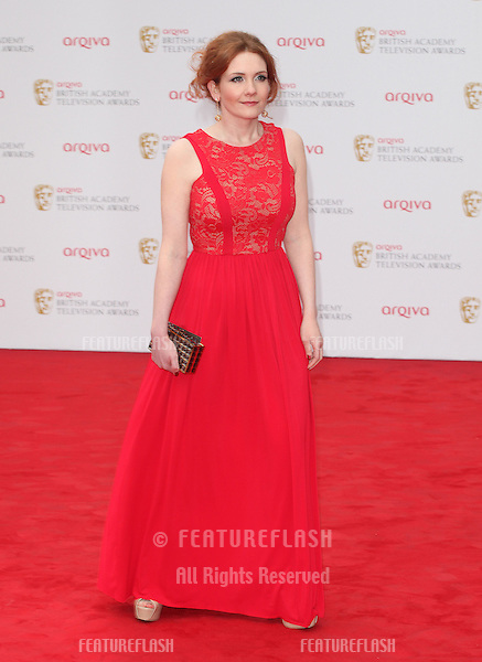 Jennie McAlpine arriving for the TV BAFTA Awards 2013, Royal Festival Hall, London. 12/05/2013 Picture by: Alexandra Glen / Featureflash