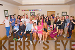 Surprise 21st Birthday Party for Kimberly Green, Ashley Downs, Manor at Kerins O'Rahilly's Clubhouse on Saturday here with family and friends
