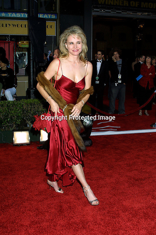 ©2003 KATHY HUTCHINS / HUTCHINS PHOTO.50TH ANNIVERSARY OF ABC TELEVISION .HOLLYWOOD, CA.MARCH 16, 2003..PRISCILLA BARNES