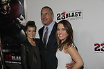 Kelley Missa & Gary Donatelli,Kristen Alderson attend the Premiere of 23 Blast and Regal Cinemas Tneatre, New York City. (Photo by Sue Coflin/Max Photos)