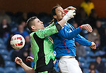 090314 Rangers v Albion Rovers