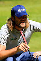 Johan Carlsson (SWE) during the second round of the Lyoness Open powered by Organic+ played at Diamond Country Club, Atzenbrugg, Austria. 8-11 June 2017.<br /> 09/06/2017.<br /> Picture: Golffile | Phil Inglis<br /> <br /> <br /> All photo usage must carry mandatory copyright credit (&copy; Golffile | Phil Inglis)