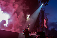 Drake (Aubrey Drake Graham) performs during The New Look Wireless Music Festival at Finsbury Park, London, England on Friday 28 June 2015. Photo by Andy Rowland.