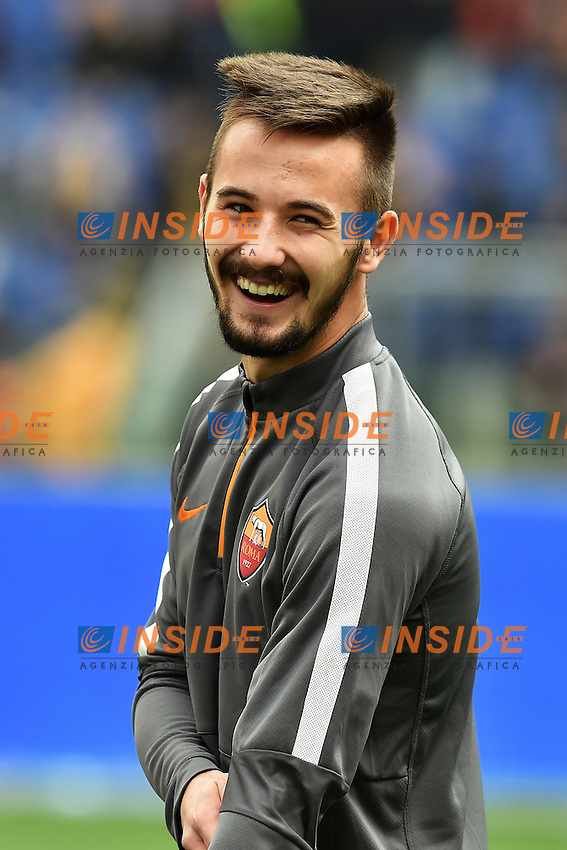 Tomas Vestenicky Roma <br /> Roma 15-02-2015 Stadio Olimpico, Football Calcio Serie A AS Roma - Parma Foto Andrea Staccioli / Insidefoto