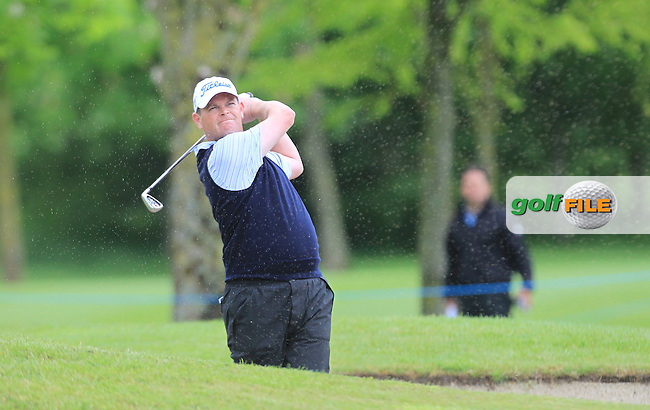 David Drysdale (SCO) during Thursday's Round 1 ahead of the 2016 Dubai Duty Free Irish Open Hosted by The Rory Foundation which is played at the K Club Golf Resort, Straffan, Co. Kildare, Ireland. 19/05/2016. Picture Golffile | TJ Caffrey.<br /> <br /> All photo usage must display a mandatory copyright credit as: &copy; Golffile | TJ Caffrey.