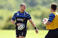 Jack Wilson of Bath Rugby. Bath Rugby pre-season training on August 8, 2018 at Farleigh House in Bath, England. Photo by: Patrick Khachfe / Onside Images
