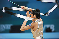 August 29, 2013 - Kiev, Ukraine - VARVARA FILIOU of Greece performs at 2013 World Championships.
