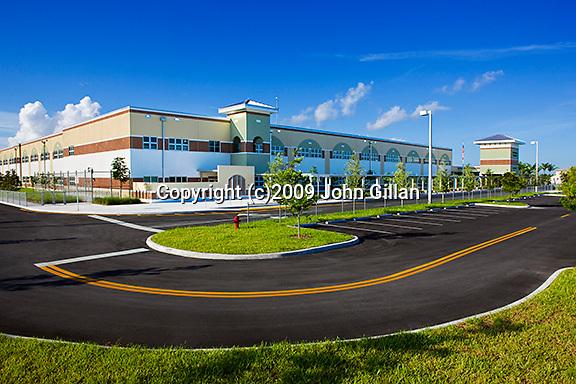 Heron Heights Elementary Building Portrait