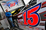 Feb 11, 2010; 4:42:52 PM; Barberville, FL., USA; The UNOH sponsored World of Outlaws event running the 39th Annual DIRTCar Nationals at Volusia Speedway Park.  Mandatory Credit: (thesportswire.net)