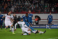 Douglas Costa of Juventus scores the winning goal of 1-2<br /> Moscow 06-11-2019 Stadion Lokomotiv <br /> Football Champions League 2019/2020 Group D  <br /> Lokomotiv Moscow - Juventus <br /> Photo Federico Tardito / Insidefoto