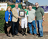 Funny Accomodation winning  at Delaware Park on 10/20/12
