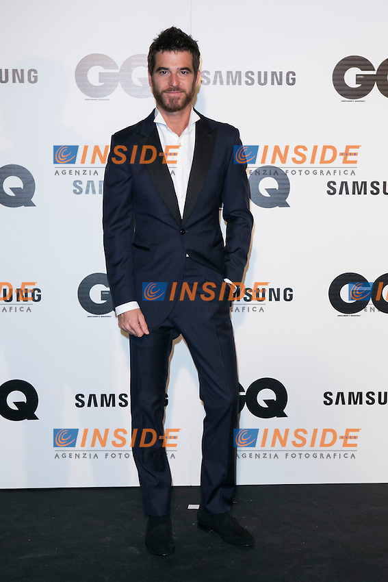 "Alfonso Basave attends the ""GQ AWARDS"" at Palace Hotel in Madrid, Spain. November 3, 2014. (ALTERPHOTOS/Carlos Dafonte/Insidefoto)"