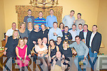 Eamon Casey celebrated his 40th birthday with family and friends in Keating's Corner House on Saturday night last.