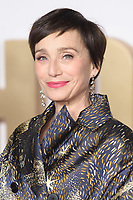Kristin Scott Thomas at the &quot;Darkest Hour&quot; premiere at the Odeon Leicester Square, London, UK. <br /> 11 December  2017<br /> Picture: Steve Vas/Featureflash/SilverHub 0208 004 5359 sales@silverhubmedia.com