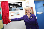 Mary Hanafin opens Scoil Oilibheir Naofa...(Photo credit should read Jenny Matthews www.newsfile.ie)....This Picture has been sent you under the condtions enclosed by:.Newsfile Ltd..The Studio,.Millmount Abbey,.Drogheda,.Co Meath..Ireland..Tel: +353(0)41-9871240.Fax: +353(0)41-9871260.GSM: +353(0)86-2500958.email: pictures@newsfile.ie.www.newsfile.ie.