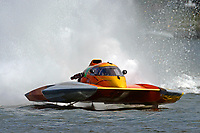 "Patrick Haworth, H-79 ""Bad Influence""    (H350 Hydro) (5 Litre class hydroplane(s)"